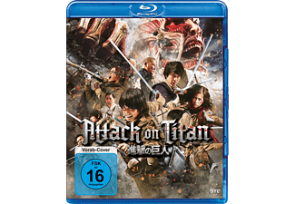 Attack on Titan - Film 1 [Blu-ray]