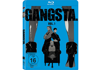 Gangsta - Vol. 3.4 (7-9) [Blu-ray]