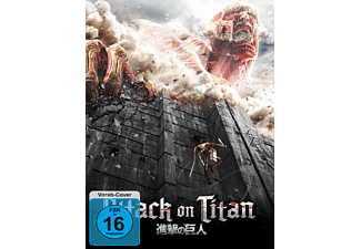 Attack on Titan - Film 1 (Steelbook) - (Blu-ray)