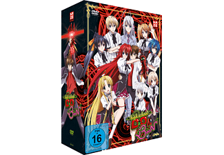 Highschool DxD BorN – 3. Staffel – DVD Vol. 1 – Limited Edition mit Sammelbox [DVD]