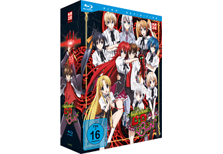 Highschool DxD BorN – 3. Staffel – Blu-ray Vol. 1 – Limited Edition mit Sammelbox - (Blu-ray)