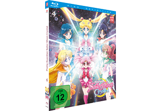 Sailor Moon Crystal - Vol. 4 - (Blu-ray)