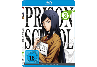Prison School - Vol. 3 [Blu-ray]