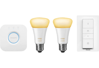 PHILIPS Lampkit, Hue White ambiance Bulb 9.5 W