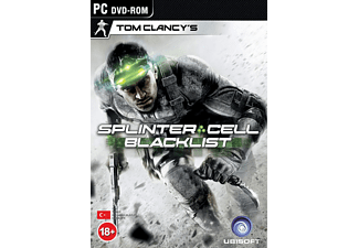 ARAL Splinter Cell Blacklist PC Oyun