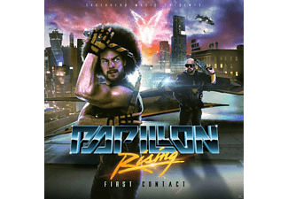 Papillon Rising - First Contact (EP) [CD]