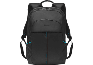 DICOTA Backpack Trade, Universal, 15.6 Zoll, Schwarz