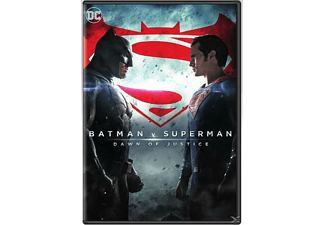 Batman V Superman: Dawn Of Justice DVD