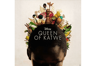 OST/VARIOUS - Queen Of Katwe - (CD)