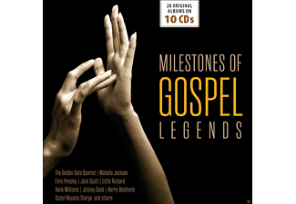 VARIOUS - Gospel - Original Albums - (CD)
