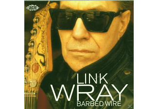 Link Wray - Barbed Wire - (CD)