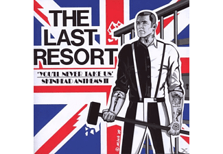 The Last Resort - You'll Never Take Us - (CD)