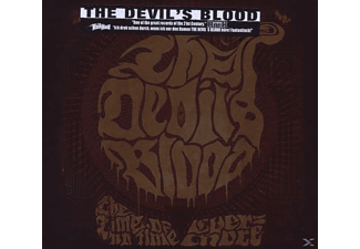 The Devil's Blood - The Time Of No Time Evermore - (CD)