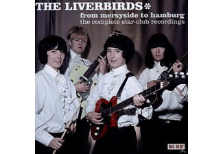 The Liverbirds - From Merseyside To Hamburg-Complete Star-Club Reco - (CD)