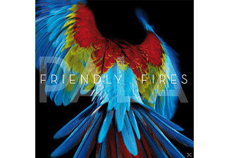 Friendly Fires - Pala - (CD)