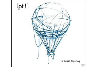 Pi - A Perfect Beginning - (CD)