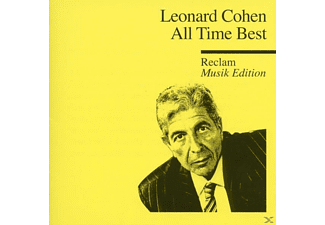Leonard Cohen - All Time Best-Reclam Musik Edition 7 [CD]