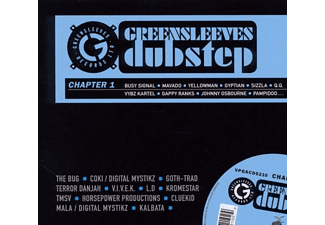 VARIOUS - Greensleeves Dubstep Chapter 1 [CD]
