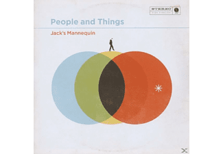Jack's Mannequin - People And Things - (CD)