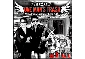 ONE MAN'S TRASH/JAMISON,JAMI/ZAHL,FRED, Jami One Man's Trash Feat.jamison - History - (CD)