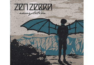 Zen Zebra - Awaystation - (CD)