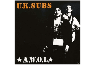 Uk Subs - A.W.O.L. - (CD)