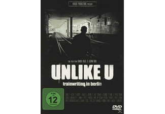 Trainwriting In Berlin - (DVD)