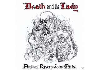 Michael & Joan Mills Raven - Death And The Lady - (CD)