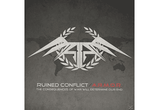 Ruined Conflict - A.R.M.O.R. - (CD)