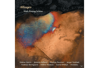 VARIOUS - Alliages - (CD)
