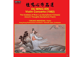 Nishizaki,Takako/Jean,Kenneth/Hong Kong PO - Violinkonzert/The Goddess Of River Luo/+ - (CD)
