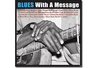 VARIOUS - Blues With A Message - (CD)