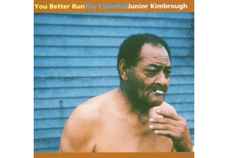 Junior Kimbrough - You Better Run - (CD)
