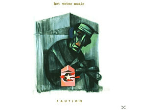 Hot Water Music - Caution - (CD)