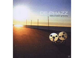 De-Phazz - Detunized Gravity [CD]