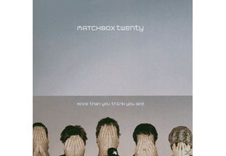 Matchbox Twenty - More Than You Think You Are [CD]