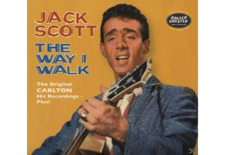 Jack Scott - The Way I Walk - (CD)