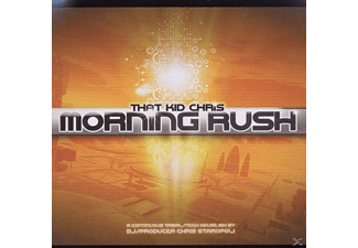 That Kid Chris - Morning Rush - (CD)