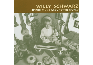 Willy Schwarz - Jewish Music Around The World [CD]