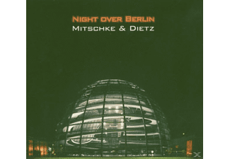 Dietz - Night Over Berlin [CD]