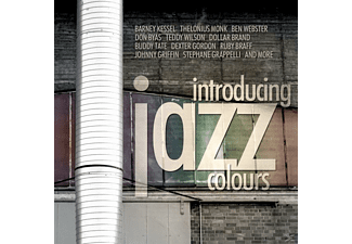 VARIOUS - Introducing Jazz Colours [CD]