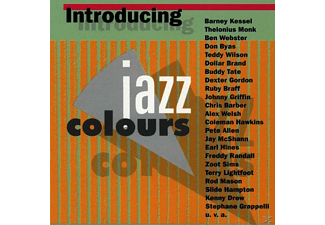 VARIOUS - Introducing Jazz Colours - (CD)