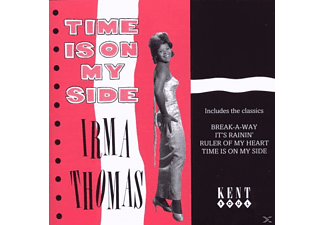 Irma Thomas - TIME IS ON MY SIDE...PLUS - (CD)