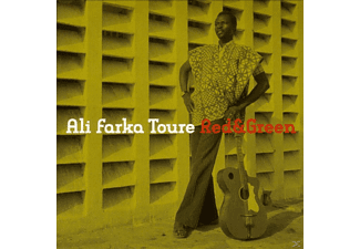 Ali Farka Touré - Red And Green - (CD)