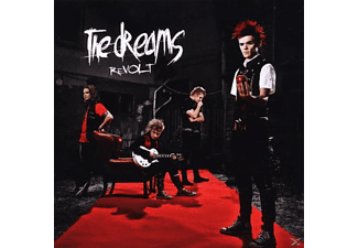 Dreams - Revolt - (CD)