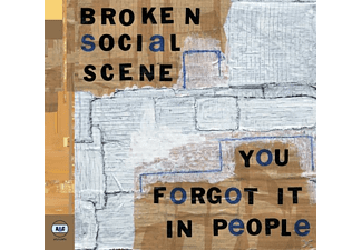 Broken Social Scene - You Forget It In People - (CD)