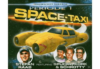 Raab,Stefan Feat.Spucky,Kork U - Space Taxi [Maxi Single CD]