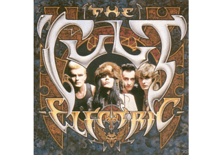 The Cult - ELECTRIC-REMASTERED - (CD)