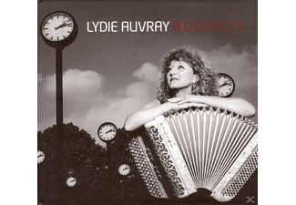 Lydie Auvray - Regards - (CD)