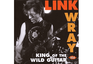 Link Wray - King Of The Wild Guitar [CD]